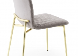 Bild_7_Calligaris - sedia LOVE_grau_gold_WHOSPERFECT