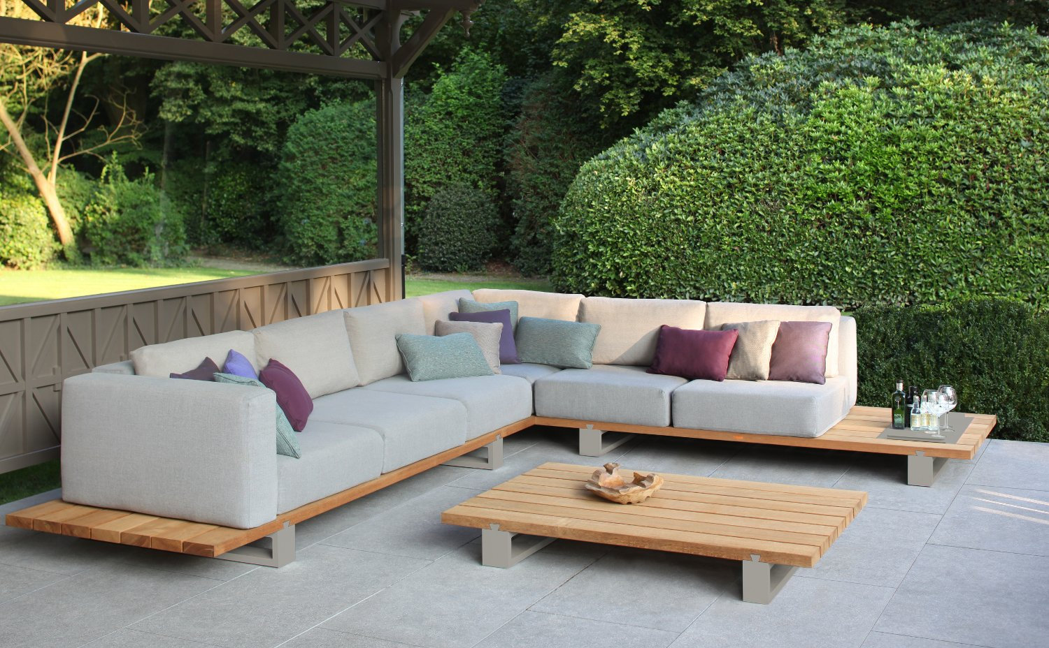 outdoor m bel trends 2016 presseblog On outdoor lounge mobel weiss